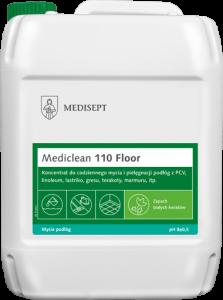 <b>Mediclean 110 Floor Białe kwiaty 5l.</b> Preparat do bieżącego mycia podłóg.