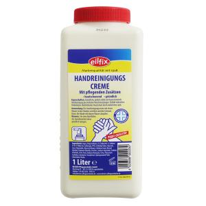 <b>Handreinigungs Creme 1l.</b> Preparat o konsystencji kremu do mycia i pielęgnacji rąk.