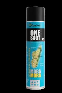 <b>One Shot Mora Mora 600ml. </b>Odświeżacz powietrza.