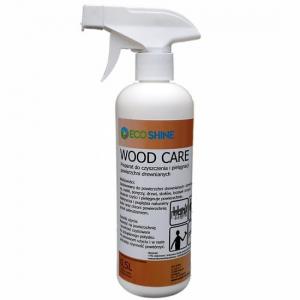 <b>Wood Care 500ml.</b> Mycie i pielęgnacja drewna.
