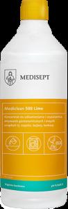 <b>Mediclean 580 Lime 1l.</b> Odkamieniaczdozmywarek i urządzeń gastronomicznych.