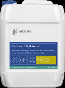 <b>Mediclean 211 Office 5l.</b> Preparat domycia mebli, urządzeń biurowych, glazury.