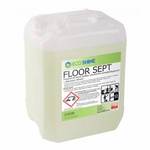 <b>Floor Sept 5l.</b> Preparat do mycia i wybielania podłóg.