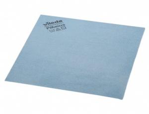 <b>PVAmicro niebieska.</b> Ścierka z tkanego mikrowłókna 38x35.