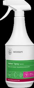 <b>Velox Spray Tea tonic 1l. </b>Spray domycia idezynfekcji powierzchni.