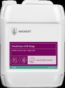 <b>Mediclean 410 Soap 5l.</b> Mydło do mycia rąk i ciała.