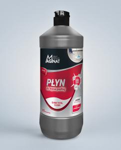 <b>Płyn do podłóg Shine Total Clean</b> z nanocząsteczkami srebra 1l.