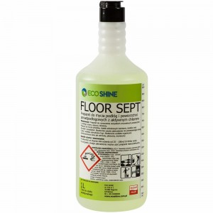 <b>Floor Sept 1l.</b> Preparat do mycia i wybielania podłóg.