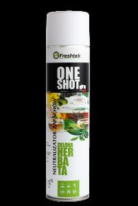 <b>One Shot Herbata 600ml.</b> Odświeżacz powietrza.