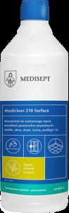 <b>Mediclean 210 Surface Zielona herbata 1l.</b> Preparat do mycia.