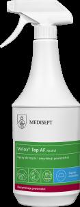<b>Velox® Top AF Neutral 1l.</b> Spray szybkiej dezynfekcji.