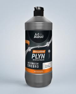 <b>Płyn do mycia podłóg shine polimer</b> z nanocząsteczkami srebra 1l.