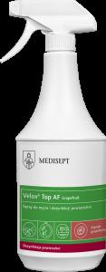 <b>Velox Top AF Grapefruit 1l.</b> Spray do szybkiej dezynfekcji.