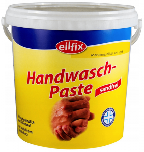 <b>Handwasch Paste 10l.</b> Pasta do mycia rąk.