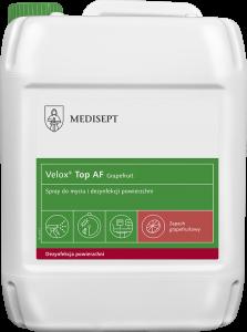 <b>Velox® Top AF Grapefruit 5l.</b> Spray do szybkiej dezynfekcji.