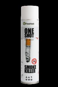 <b>One Shot Smoke Killer 600ml.</b> Odświeżacz powietrza.