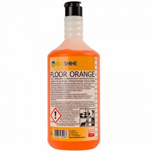 <b>Floor Orange 1l.</b> Płyn do ręcznego i maszynowego mycia podłóg.