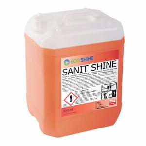 <b>Sanit Shine 5l.</b> Gotowy preparat do czyszczenia łazienek.