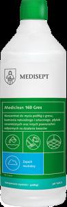 <b>Mediclean 160 Gres 1l. </b>Koncentrat dodoczyszczania iusuwania soli.