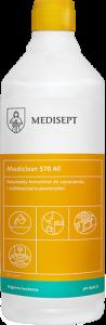 <b>Mediclean 570 All 1l. </b>Preparat doczyszczenia powierzchni wprzetwórstwie spożywczym.