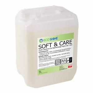 <b>Mydło Piankowe Soft&Care 5l.</b> Mydło do mycia rąk.
