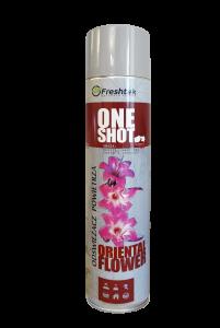 <b>One Shot Oriental Flower 600ml.</b> Odświeżacz powietrza.