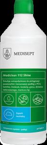 <b>Mediclean 112 Shine 1l.</b> Preparat dopielęgnacji inabłyszczania.