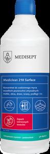 <b>Mediclean 210 Surface Czerwone owoce 1l.</b> Preparat do mycia powierzchni.
