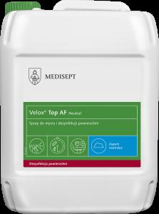 <b>Velox® Top AF Neutral 5l.</b> Spray do szybkiej dezynfekcji.