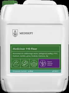 <b>Mediclean 110 Floor Owoce leśne 5l.</b> Preparat do bieżacego mycia podłóg.