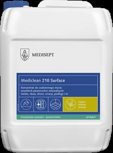 <b>Mediclean 210 Surface Zielona herbata 5l.</b> Preparat do mycia.