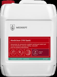 <b>Mediclean 310 Sanit Wiśnia 5l.</b> Preparat do mycia.