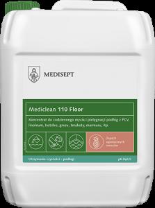 <b>Mediclean 110 Floor Egzotyczne owoce 5l.</b> Preparat do bieżącego mycia podłóg.