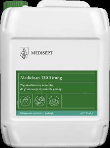 <b>Mediclean 130 Strong 5l. </b>Preparat dogruntowego czyszczenia podłóg.