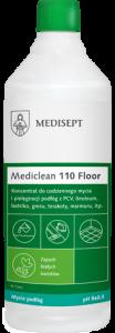 <b>Mediclean 110 Floor Białe kwiaty 1l.</b> Preparat do bieżącego mycia podłóg.