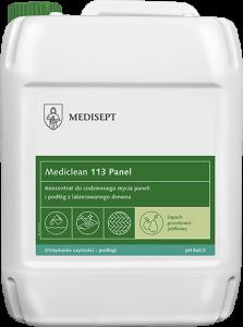 <b>Mediclean 113 Panel 5l.</b> Preparat mycia paneli i drewna.