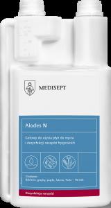 <b>Alodes N.</b> Preparat do mycia i dezynfekcji narzędzi.