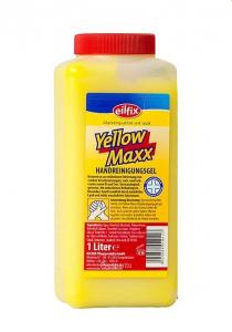 <b>Yellow Maxx Gel 1l.</b> Żel do usuwania silnych zabrudzeń z rąk.