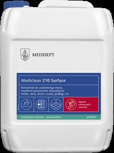 <b>Mediclean 210 Surface Czerwone owoce 5l.</b> Preparat do mycia.