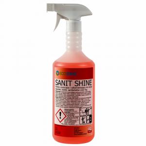 <b>Sanit Shine 1l.</b> Gotowy preparat do czyszczenia łazienek.